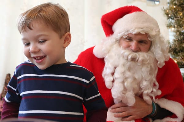 sensitive santa arnold advocacy special education