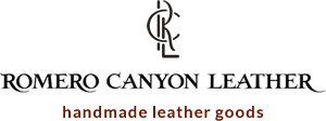 romero canyon leather handmade leather goods